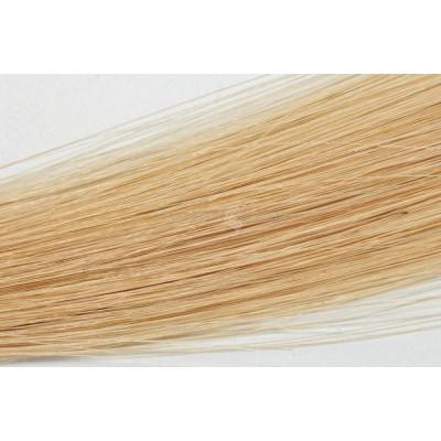 Clip in vlasy 30cm - Střední blond písková barva