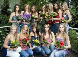 Finalistky Miss České Republiky 2007