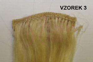 Porovnání clip in vlasů