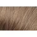 Clip in culík 100% lidské vlasy 50cm - světle hnědá